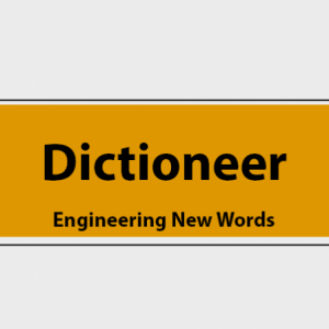 Group logo of Dictioneer