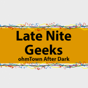 Group logo of Late Nite Geeks