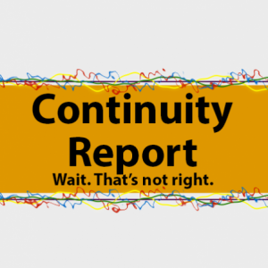 Group logo of The Continuity Report
